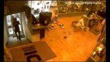 相机中的存储过程在奥斯陆发生爆炸