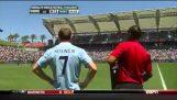 Mario Balotelli hizo la ensalada!