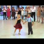 Οι μικροί χορευτές