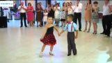 Mladí tanečníci