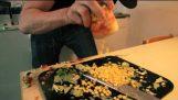 烹饪食谱: 撒旦的沙拉