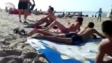 Φάρσα στην παραλία