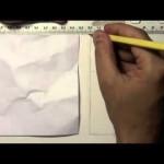 Ζωγραφίζοντας ένα τσαλακωμένο χαρτί