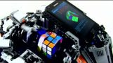 Cubestormer II: The robot that solves the Rubik's Cube in 5,3 seconds
