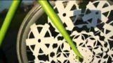 बाइक पर एनीमेशन