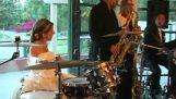 Η νύφη στα ντραμς