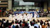 Osannolikt Hong Kong dansgruppen