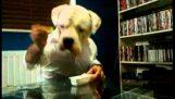 Странно куче храна