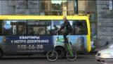 Das Fahrrad, das transformiert