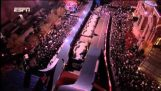 Neverovatno Robbie Madisonu skok