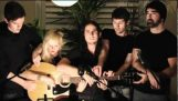 Πέντε άνθρωποι σε μία κιθάρα