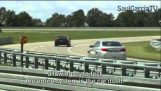 Autopilot in car