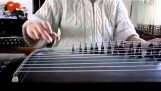 "The ""Rolling in the Deep"" into a guzheng"