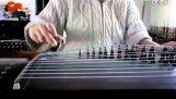 Το «Rolling in the Deep» σε ένα guzheng