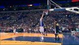 Пирони от най-високият баскетболист в света