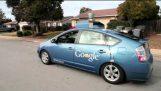 Οδηγώντας το αυτόνομο αυτοκίνητο της Google