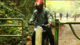 Le scooter électrique de monocycle