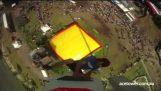Ελεύθερη πτώση από τα 30 μέτρα