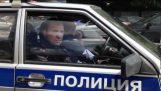 เจ้าหน้าที่ตำรวจรัสเซียเชื่อฟัง