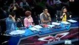 Un concurrent remarquable dans le X-Factor des Philippines
