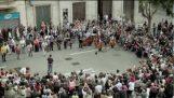מוסיקה קלאסית פלאש של המאפיה בספרד