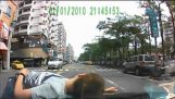 Γελοία απόπειρα ασφαλιστικής απάτης στην Ταιβάν