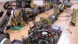 Το απίθανο εργοστάσιο των LEGO