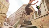 Parkour & Freerunning in Vienna