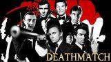 Ölümüne bir savaşta tüm James Bond