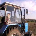 Αγροτικές εργασίες στην Ρωσία