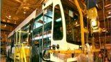 Πως κατασκευάζονται τα λεωφορεία