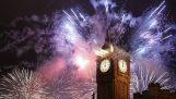2013: Nyår i London