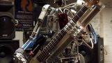 """Η μπάντα των ρομπότ παίζει το """"Ace of Spades"""""""