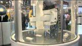 Το πιο γρήγορο ρομπότ στον κόσμο