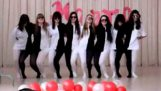 Brain teaser dance