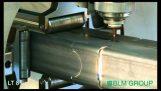 Резка металла Лазерная трубка