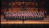 El coro de la Universidad de Taiwán canta el «Samiwtissa»