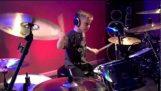 El baterista 6chronos increíble