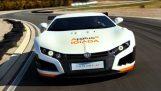Volar-e: Nejrychlejší elektrické auto na světě
