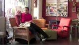 Prank: Obývací křeslo