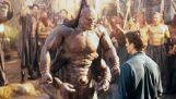 """Πως κατασκευάστηκε το σώμα του Goro στην ταινία """"Mortal Kombat"""""""