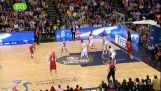 Olympiakos – Real Madrid 100-88: The highlights of the race