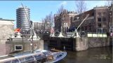 Sharp girar a los canales de Ámsterdam