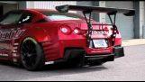 Nissan GT-R 1250 к.с.