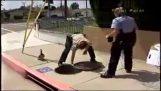 Поліція звільнення захоплених Каченята