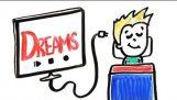 Vi kan spela in våra drömmar;