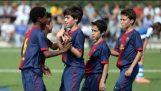 Οι μικροί της Barcelona
