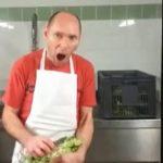 Ο μάγειρας τρομάζει εύκολα