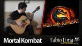 Gitar Mortal Kombat