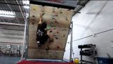 Treadwall: La sala di arrampicata